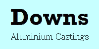 downs aluminium castings